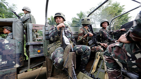 Duterte wants 30,000 more troops to crack down on ISIS & other emerging threats in Philippines
