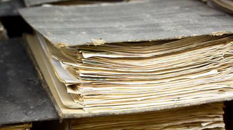 What files? Thousands of govt papers on Falklands & Troubles vanish from National Archives