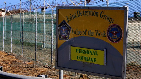 Mattis skips detention facility on holiday visit to GITMO base