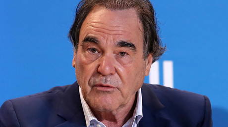 'Vast stupidity': Oliver Stone slams 'dumb' US sanctions against Russia