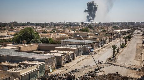 US-led coalition bombs Iraqi police in fatal friendly fire incident