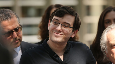 'I was a fool': Shkreli begs judge for leniency in cringe-worthy letter