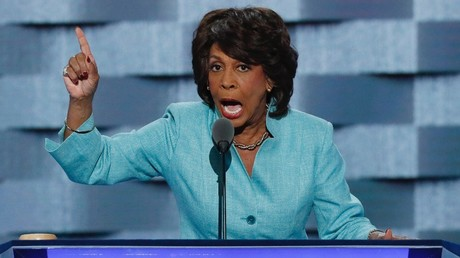 'If Mueller doesn't get you, Stormy will' – Maxine Waters to Trump after 'low-IQ' jab
