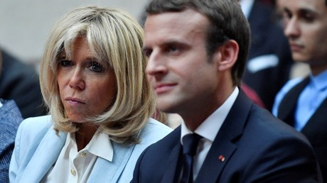 No First Lady for France? Petition against Macron's wife reaches over 200,000 signatures