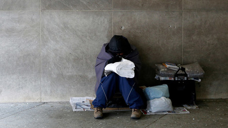 'Two checks away' from streets: Housing crisis drives up US homeless numbers