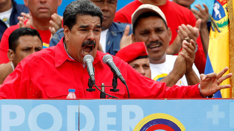Chavez's brother among 8 new Venezuela officials sanctioned by US Treasury