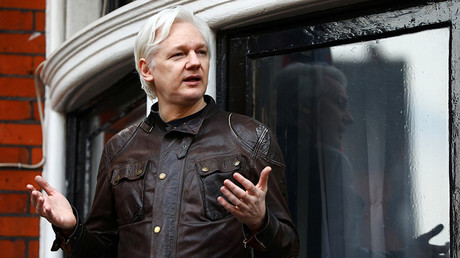 WikiLeaks co-founder Julian Assange © Neil Hall / Reuters