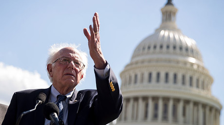 U.S. Sen. Bernie Sanders (I-VT) © Drew Angerer / Getty Images