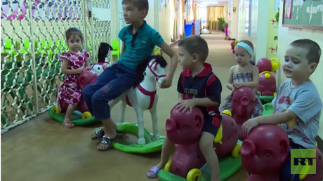 Relatives recognize Russian children in Iraq after RT coverage goes viral
