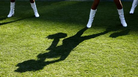 NFL team makes history by hiring male cheerleaders