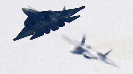 Russian 5th-gen Su-57 fighter jet performs maiden flight with new engine