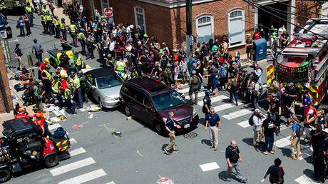 Charlottesville mayor says car-ramming incident 'terrorist attack with car used as weapon'