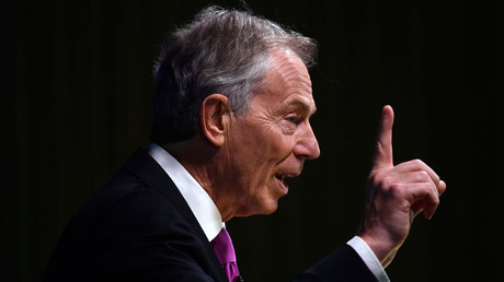 Tony Blair bankrolled by wealthy Arab state while Middle East peace envoy – leaked email