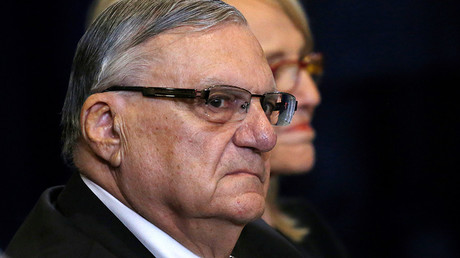 Embattled ex-sheriff Joe Arpaio may be saved by a Trump pardon