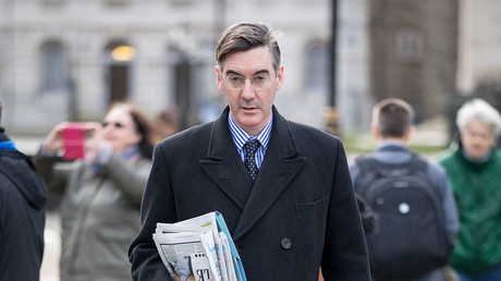 Could hardcore Tory toff Rees-Mogg really replace PM Theresa May?