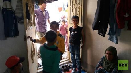 RT obtains footage from inside ISIS-besieged Deir ez-Zor in Syria