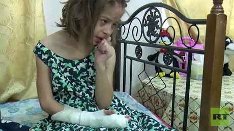 3yo girl abandoned in Iraqi jail for 'ISIS widows' reunited with family in Russia