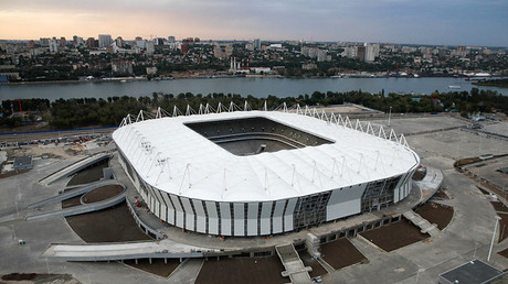 'Attendance will be no problem at Rostov Arena' – city governor on World Cup stadium