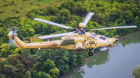 Mi-28UB © Erik Romanenko