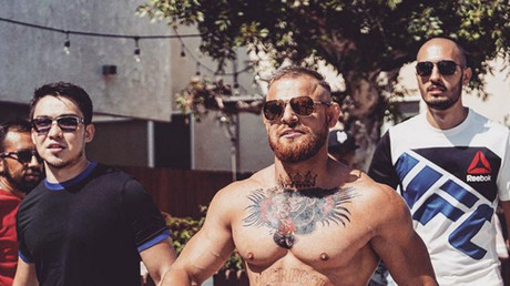 'I'll train with Conor's team for my MMA debut' – famous McGregor lookalike Badurgov (VIDEO)