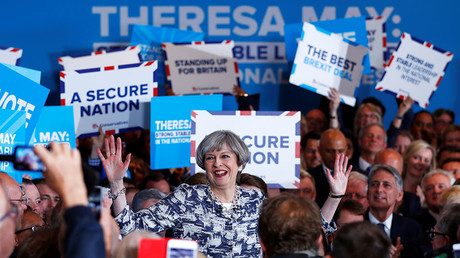 Donors handed Tories record £25mn for election fight, yet Theresa May still lost majority