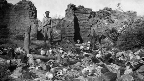Dutch parliament recognizes Armenian genocide, escalating row with Turkey