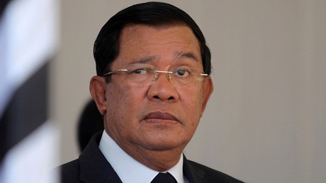 Cambodian PM calls US democracy 'bloody & brutal' in row over USAID-funded NGO