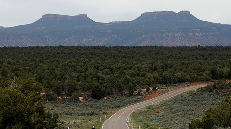 The Bears Ears National Monument in the Four Corners region, are pictured in Utah © Bob Strong