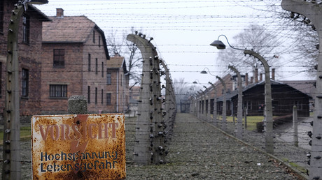 General view of the former German Nazi concentration and extermination camp Auschwitz in Oswiecim  © Pawel Ulatowsk
