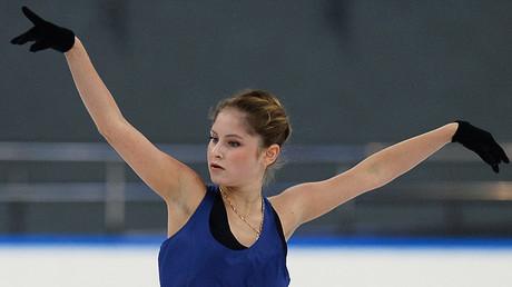 Yulia Lipnitskaya © Nina Zotina