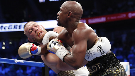 Punching by numbers - what the Mayweather-McGregor fight stats reveal