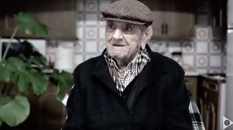 60 cigarettes & glass of wine a day: Norway's oldest man, 107, shares his secrets for long life