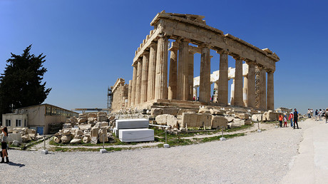 The Parthenon, Akropolis, Athens, Greece © 360-berlin / Jens Knappe / Global Look Press