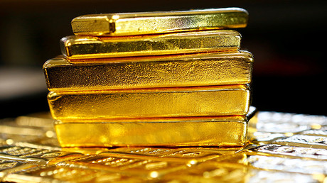 Gold on course for $1,400 amid 'winnerless' trade war between US & China – market veteran