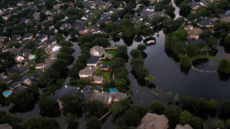 Hurricane Harvey could be one of the costliest natural disasters in US history