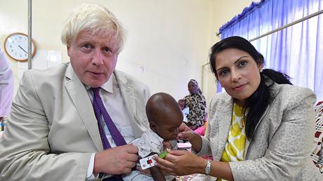 UK halves humanitarian aid to Nigeria while urging it to tackle Boko Haram