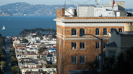 Consulate-General of Russia in San Francisco, California © Josh Edelson