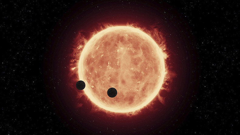 Astronomers find evidence of water on TRAPPIST-1 exoplanets
