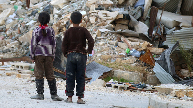 '400,000 deaths in Syria civil war directly attributed to US & allies'
