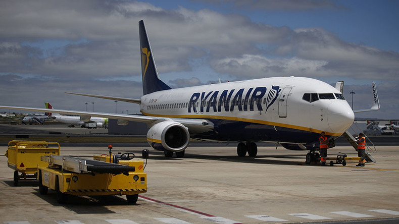 9 men thrown off Ryanair flight for shouting 'Allahu Akbar'