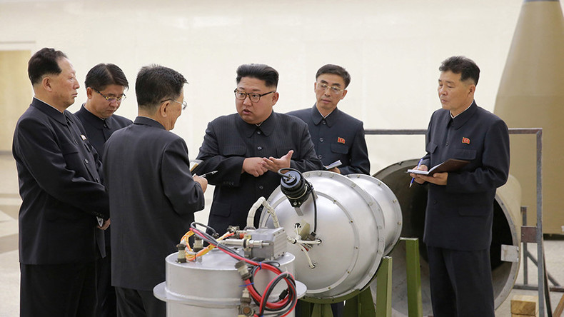 N. Korea tested hydrogen bomb that can be mounted on ICBM – state TV