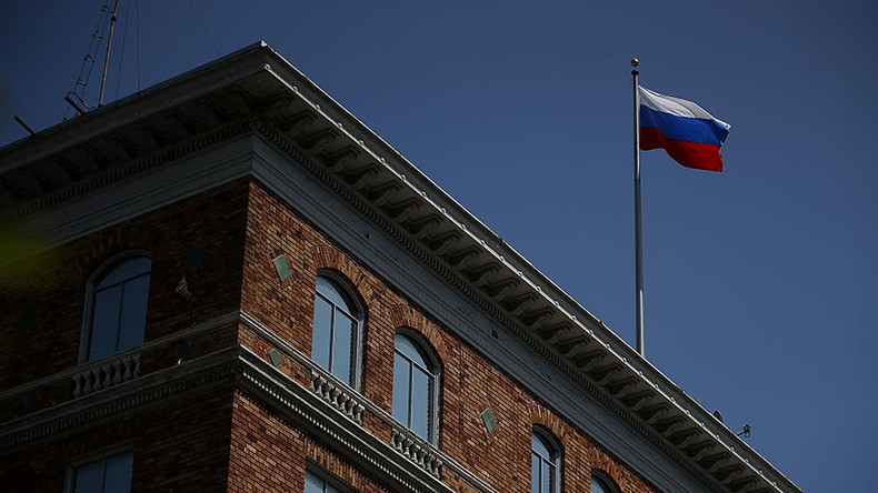 Washington is looking for an escalation in diplomatic standoff with Russia