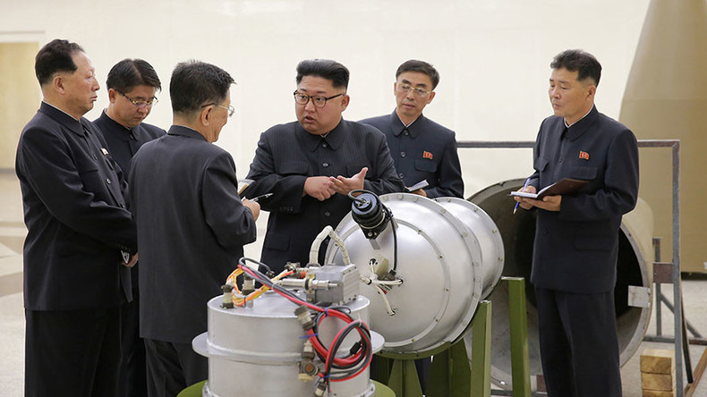 'US threats encourage N. Korea to accelerate its weapons program'