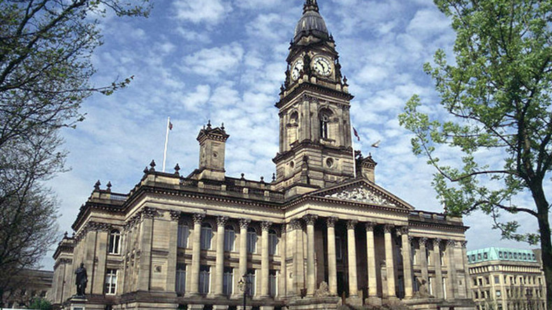 Town Hall in Bolton, UK, evacuated after 'suspicious package' found