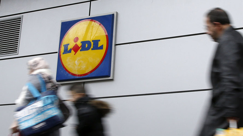 Lidl supermarket removes Christian symbol on food packaging, leaving customers cross