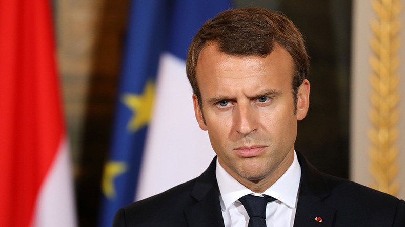 Macron's approval rating nosedives to 30% in latest poll