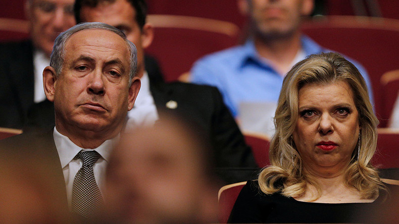 Israeli PM's wife faces fraud charges over wasting $100k of public funds – report