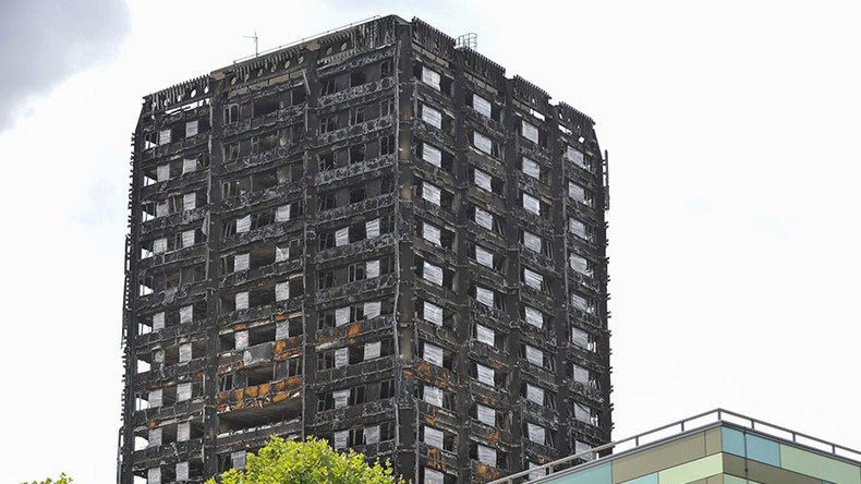 Dozens of Grenfell fire survivors have attempted suicide, charity says
