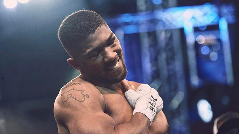 'Long time coming': Anthony Joshua world heavyweight defense opponent confirmed