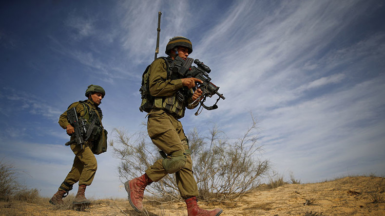 Israel Army stages mock war against Hezbollah, biggest exercise in 20yrs